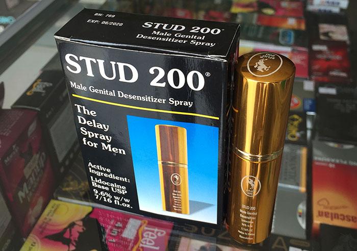 Thuốc Xịt Stud 200 Chính Hãng